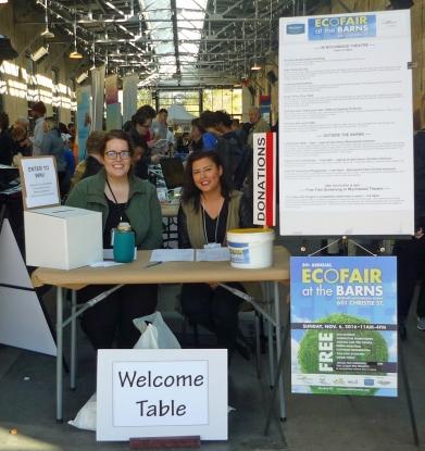Welcome Table EcoFair2016 (1)